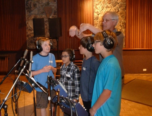 Singing the Praises of Elementary School Musical